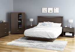 Кровати и спальни