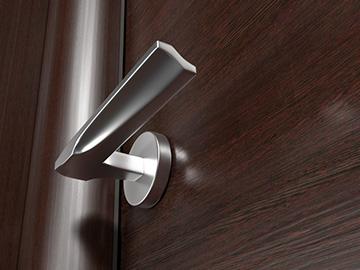 Усиленный дверной блок  28 DB