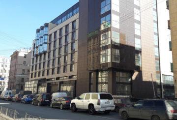 Начаты работы по поставке первой очереди дверей в отель Kostas в СПб