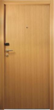 Звукоизоляционный деревянный дверной блок EI 30 RW 42dB