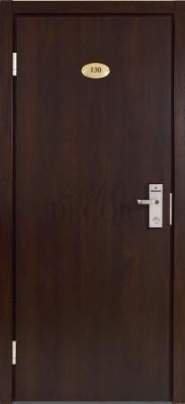 Противопожарный деревянный дверной блок EI 30 RW 32dB