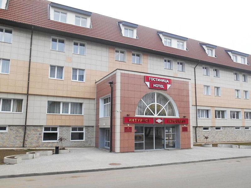 Отель Интурист В. Новгород