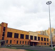 Школа 1600 мест