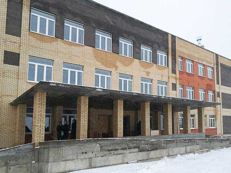 Школа г. Великие Луки
