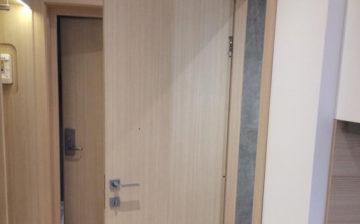 Продолжаются работы по изготовлению и монтажу звукоизоляционных дверных блоков для Ye's Apartments