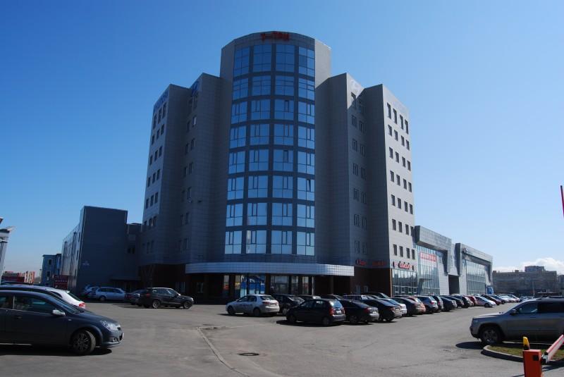 БЦ «Т3», СПб