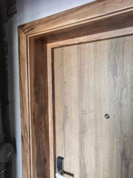Производство и монтаж дверей для гостиницы в п.г.т. Шерегеш Кемеровской области