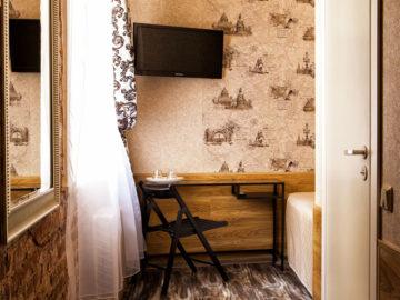 Производство и монтаж дверей для гостиницы Мини-отель на Жуковского 59 — г. Санкт-Петербург