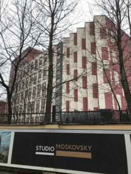 Противопожарные звукоизоляционные двери для Апарт отеля STUDIO MOSKOVSKY СПб - начало работ