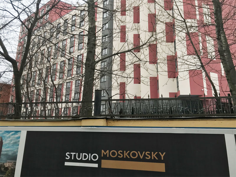 Подписан контракт на поставку и монтаж противопожарных звукоизоляционных дверных блоков для Апарт отеля STUDIO MOSKOVSKY СПб
